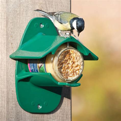 cj wildlife peanut butter with mealworms for birds