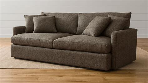 Crate And Barrel Loveseat by Lounge Ii Large Sofa Crate And Barrel