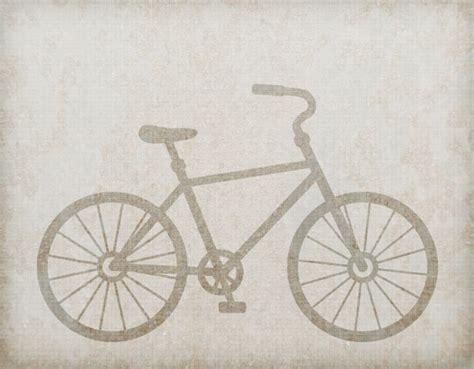 bike  vintage background  stock photo public