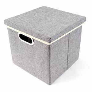 Stoffbox Mit Deckel : aufbewahrungsbox mit deckel stoff bemerkenswert auf kreative deko ideen mit zus tzlichen flexa ~ Frokenaadalensverden.com Haus und Dekorationen