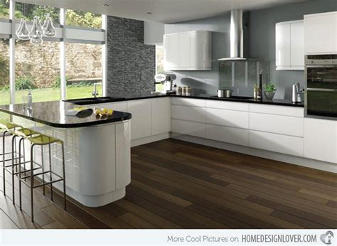 White Gloss Kitchen Design Ideas by 17 White And Simple High Gloss Kitchen Designs Gloss