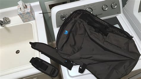 how to wash a backpack how to clean your backpack by hand with pictures and gifs