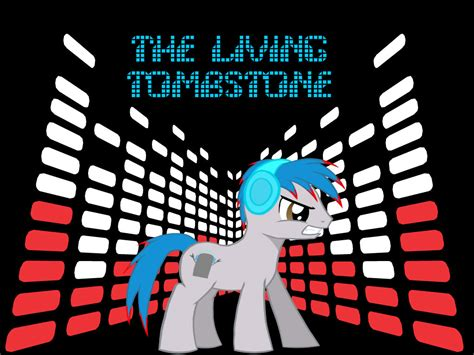 The Living Tombstone Wallpaper By Timeturner155 On Deviantart
