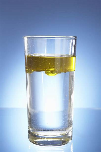 Oil Water Mix Immiscible Don Why Example
