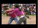 Female fist fighting indiana
