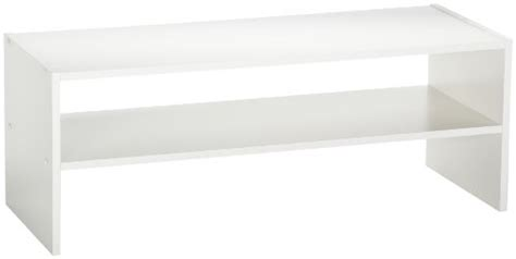 closetmaid 896300 31 inch horizontal laminate closet