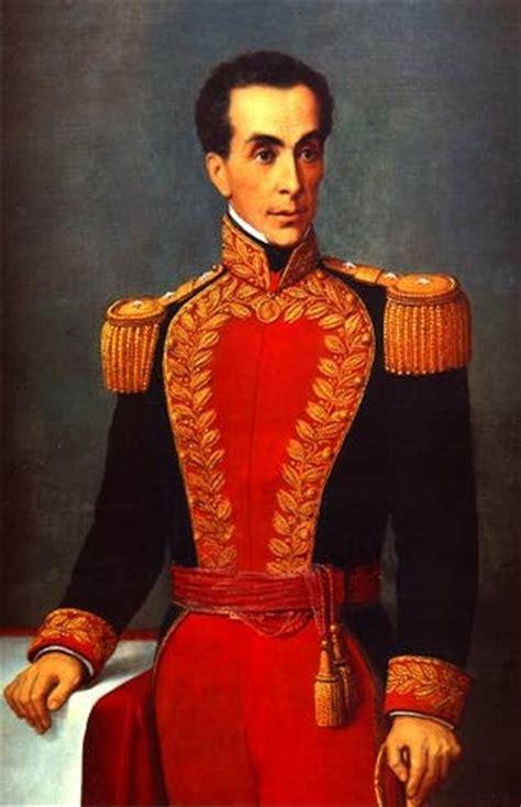 simon bolivar   spanish revolutions history today