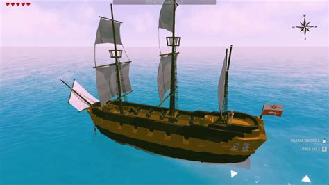 How To Make A Boat Ylands by Ylands Navy Interceptor