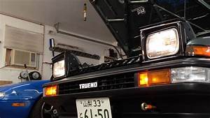 Stop Turn And Lights Usdm Ae86 With Correct Jdm Kouki Bumper Light Operation
