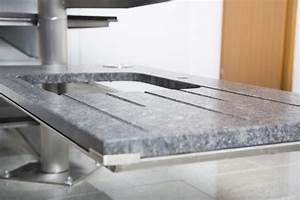 Granit Pflege Außenbereich : k chen aus naturstein hygienisch langlebig edel ~ Orissabook.com Haus und Dekorationen