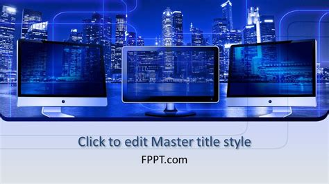 data security powerpoint template  powerpoint