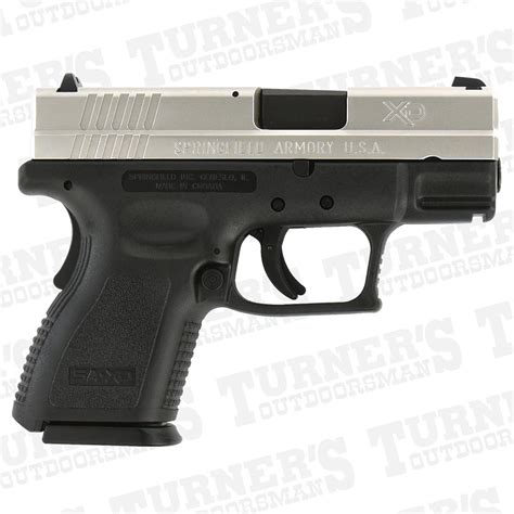"""Springfield XD Essential 9MM Stainless 3"""" Barrel"""
