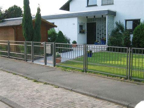 Zaun Für Haus by Kockert Metallbau Gmbh