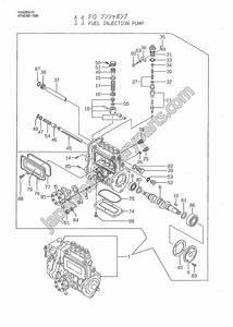 Parts For Yanmar 4tne88