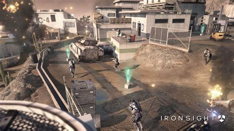 Ironsight - Closed Beta date announced for futuristic sci ...