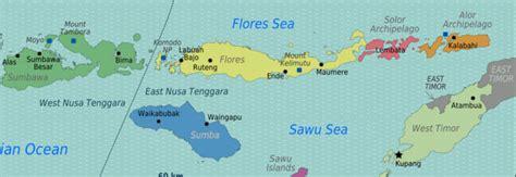 flores nusa tenggara indonesia travel guide