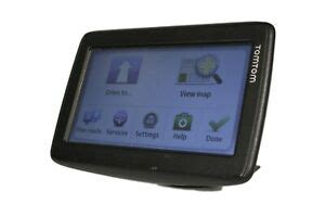 TomTom 4EN42 Z1230 GPS Unit Only with Suction Mount Tested ...