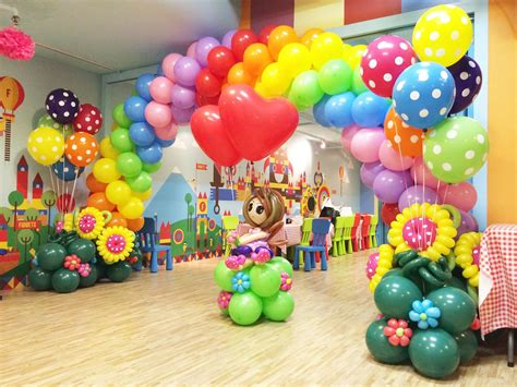 cheapest balloon decorations for birthday party party fiestar the best kids party planner in