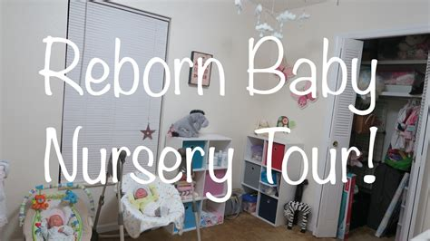 Reborn Baby Nursery Tour February 2017!!! Youtube