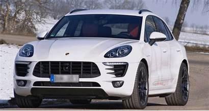 Porsche Diesel Macan Exhaust Active Kaege Plug