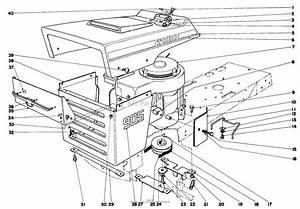 Toro 57002  25 U0026quot  Lawn Tractor  1969  Sn 9000001