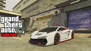 """GTA 5 Online """"Pegassi Zentorno"""" Car Customization Showcase ..."""