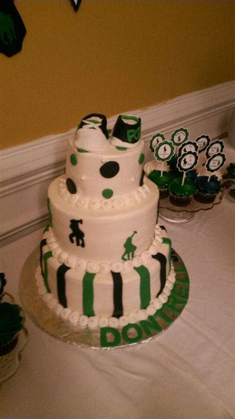 polo baby shower party ideas photo    catch  party