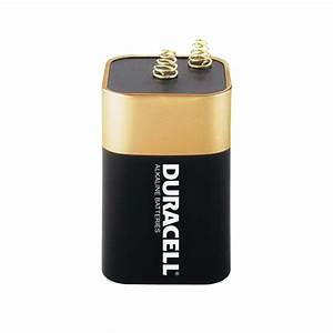 6V Alkaline Lantern Battery