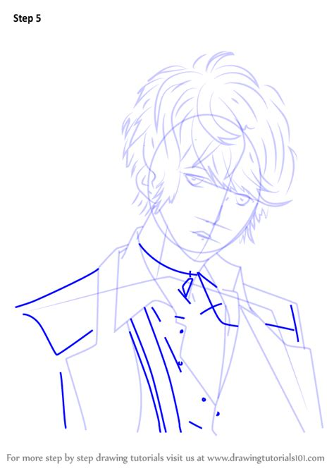 learn   draw shu sakamaki  diabolik lovers