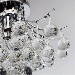 Lightinthebox chrome finish crystal chandelier