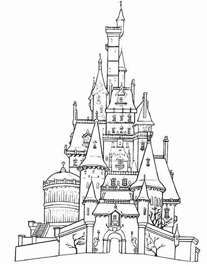 Mewarnai Gambar Istana Frozen Anak Dan Terbaru