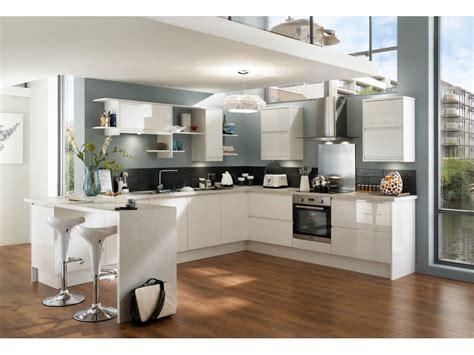 deco cuisine design cuisine moderne en u