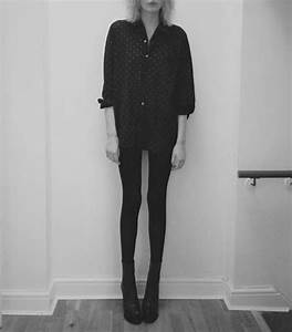 Mon Beau Corps | Thigh Gap Thinspo