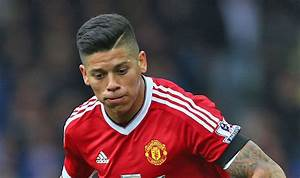Louis van Gaal identifies Marcos Rojo as a potential Man ...