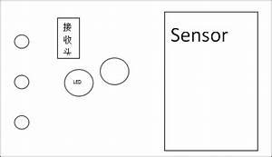 methane gas detection module methane sensor with pcb With gas sensor module