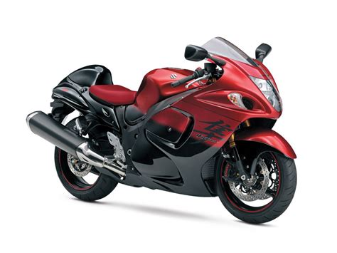suzuki hayabusa  anniversary edition review top speed