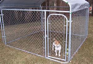 outside dog kennels large outdoor indoor cage 10x10x6 pets With outside dog cage
