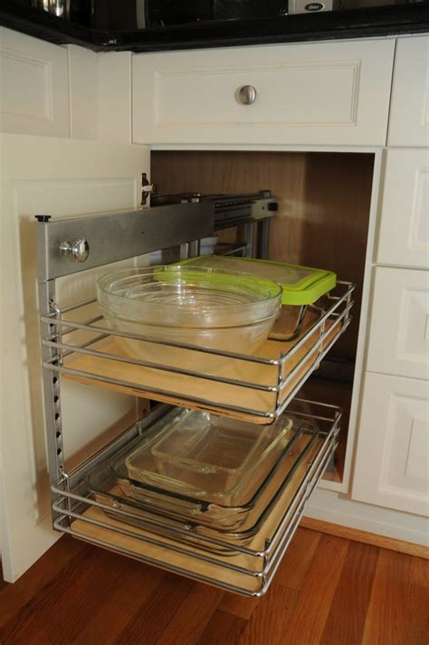 Saving Space 12 Corner Kitchen Cabinets  Top Inspirations