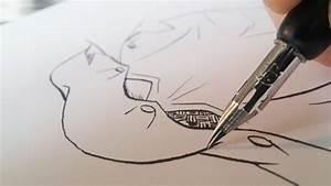 Dessin De Plume Facile : dessiner la plume ou encrage youtube ~ Melissatoandfro.com Idées de Décoration