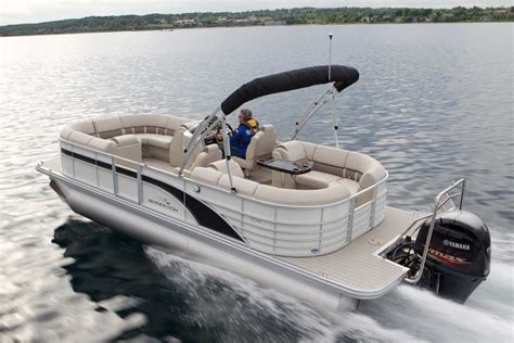 Best Personal Pontoon Boats by Personal Cruise 12 Pontoon Boats For Water Play