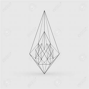geometry line art - Clipground