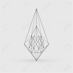 geometry line art - Clipground