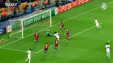 Real Madrid players know how to score against FC Barcelona ...