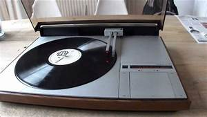 Bang  U0026 Olufsen Beogram 4000 Tangential Record Player