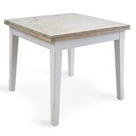 dining tables signature grey square extending dining