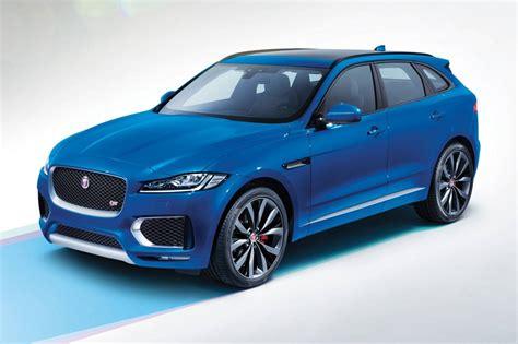 2017 Jaguar F Pace Suv Pricing For Sale Edmunds