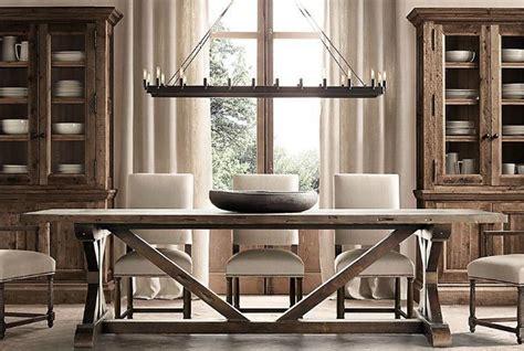 favorite farmhouse trestle tables progress