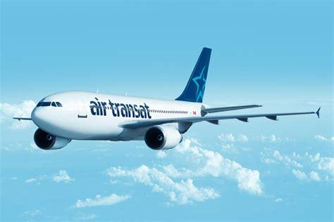 aeronews air transat destination canada 201 clairages