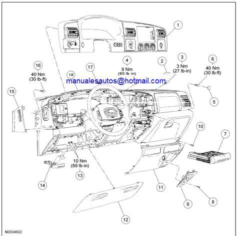 manual de mecanica  taller ford