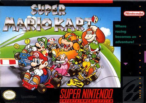 I Giapponesi Preferiscono Super Mario Kart A Dragon Quest
